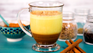 3 ways to make turmeric latte golden milk