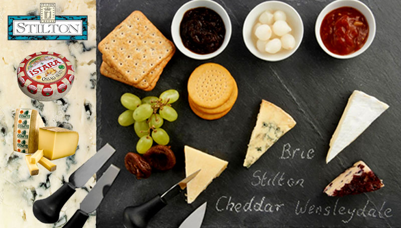 Christmas Cheese Board.A Complete Guide To The Perfect Christmas Cheeseboard Chef