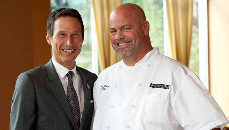John Howie And Erik Liedholm What Makes Their Partnership Tick Chef John Howie