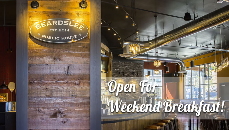 Weekend Breakfasts At Beardslee Public House Finally A