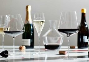 Zalto wine glasses